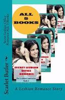 Secret Lesbian Office Romance All 5 Books