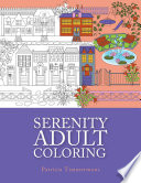 Serenity Adult Colouring