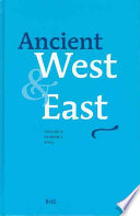 Ancient West   East  Volume 2