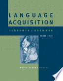 language-acquisition