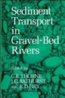Sediment transport in gravel bed rivers