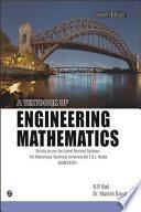 A Textbook of Engineering Mathematics  MTU  Noida  Sem I