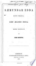 Sæmundar Edda hins fróða