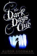 The Dark Days Club Book Cover