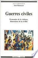 Guerres civiles
