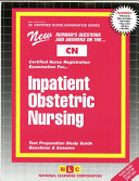 Inpatient Obstetric Nursing