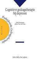 Cognitieve gedragstherapiebij depressie