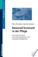 Balanced Scorecard in der Pflege