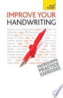 Improve Your Handwriting  Teach Yourself