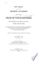 Documents and Records Relating to the State of New Hampshire