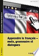 Apprendre le fran  ais