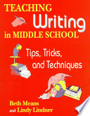 teaching-writing-in-middle-school