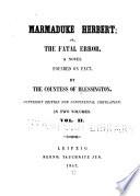 Marmaduke Herbert