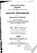 Phonographie Anglaise D'après Les Meilleurs Auteurs, Princip. D'après Walker
