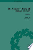 The Complete Plays of Frances Burney