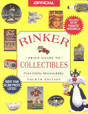 The Official Rinker Price Guide to Collectibles Book PDF