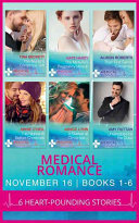 Medical Romance November 2016 Books 1 6