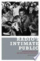 Radio s Intimate Public