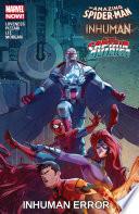 Amazing Spider Man Inhumans All New Captain America