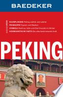 Baedeker Reisef  hrer Peking