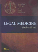 Legal Medicine : the special legal issues arising from...