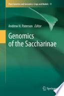 Genomics of the Saccharinae