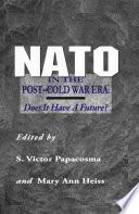 NATO in the Post Cold War Era