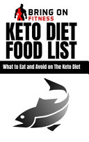 Keto Diet Food List What To Eat And Avoid On The Keto Diet