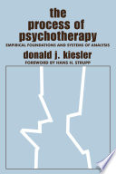 Process Of Psychotherapy