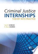 Criminal Justice Internships