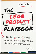 The Lean Product Playbook Book