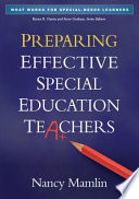Preparing Effective Special Education Teachers