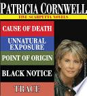 Patricia Cornwell FIVE SCARPETTA NOVELS