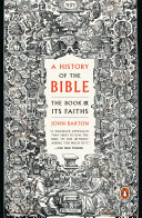 A History of the Bible Book