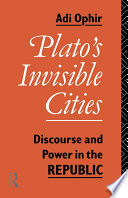 Plato s Invisible Cities