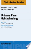 Primary Care Ophthalmology