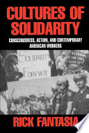 Cultures of Solidarity