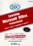 Learning Microsoft Office  Professional Version