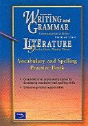 Prentice Hall Writing and Grammar   Prentice Hall Literature