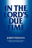In the Lord s Due Time