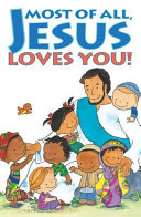 download ebook most of all, jesus loves you! (pack of 25) pdf epub