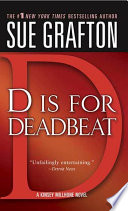 D Is For Deadbeat book