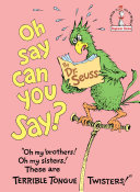 Oh, Say Can You Say? Book
