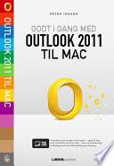 Godt i gang med Outlook 2011 til Mac