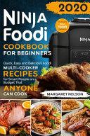 Ninja Foodi Cookbook For Beginners