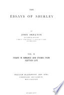 The Essays of Shirley