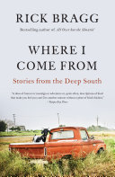 Where I Come From Book