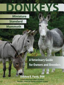 Donkeys--miniature, Standard, and Mammoth