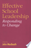 Effective School Leadership
