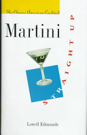 Martini  Straight Up